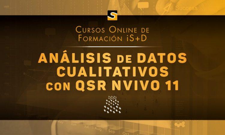 Nuevo Curso Online de Formación: Análisis de Datos Cualitativos con QSR NVivo 11 (Con descuento del 20% para los/as colegiados)