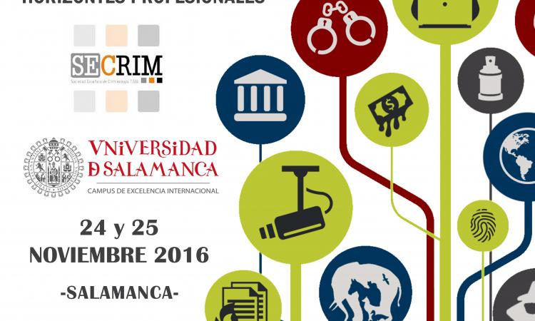 III SEMINARIO INTERUNIVERSITARIO DE CRIMINOLOGÍA (Salamanca 24 y 25 de noviembre de 2016)