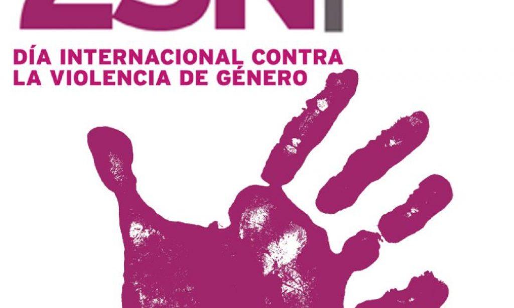 25 de noviembre, Día contra la Violencia de Género