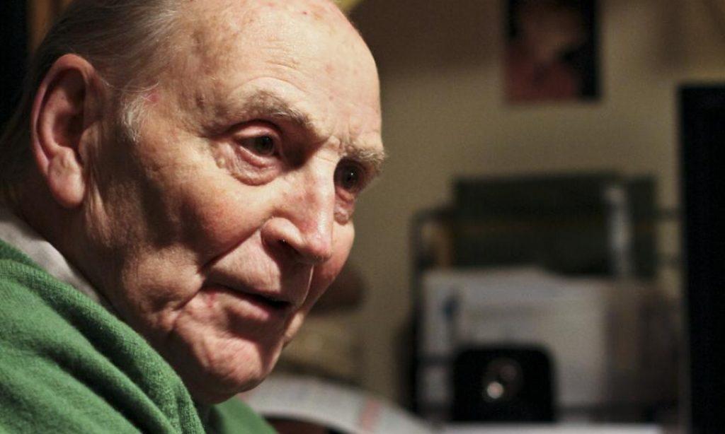Gracias, Marcos Ana. El poeta y preso político 23 años durante la dictadura franquista Marcos Ana ha fallecido a los 96 años de edad.