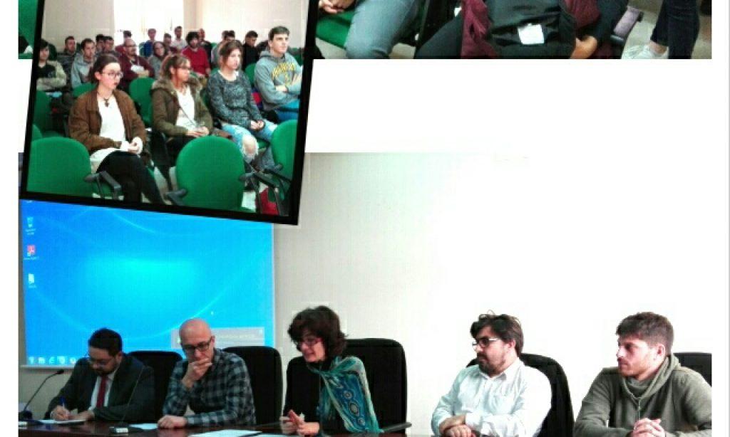 El Colegio participa en el PROGRAMA+ FACULTAD, organizado por Facultad de Ciencias Sociales de la Universidad de Salamanca
