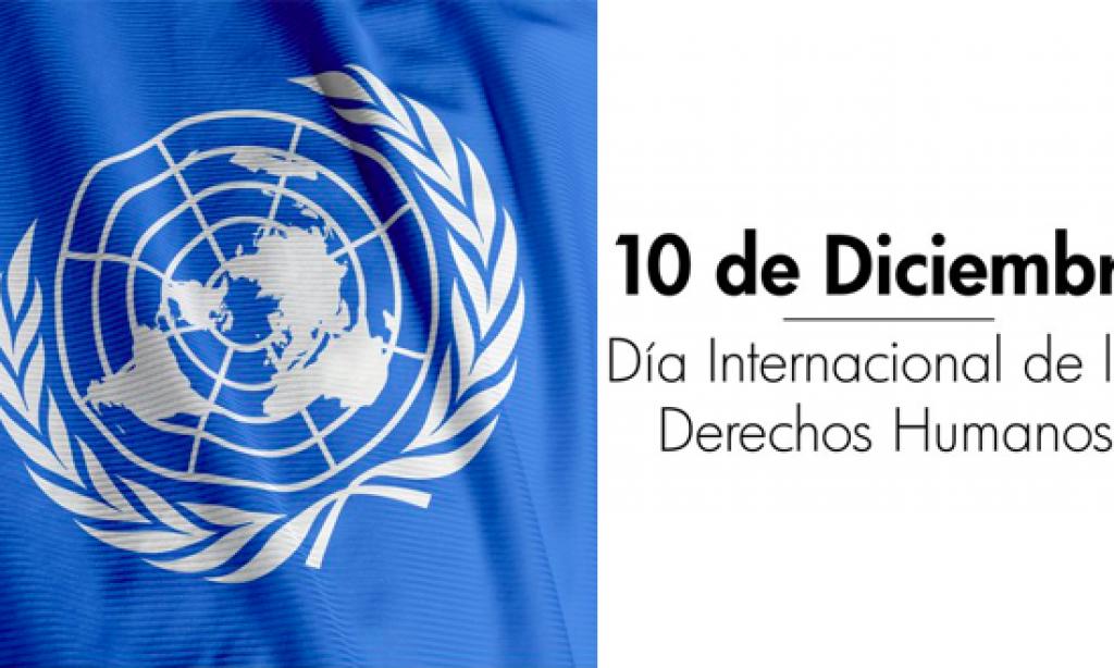 10 de diciembre Día Internacional de los Derechos Humamos