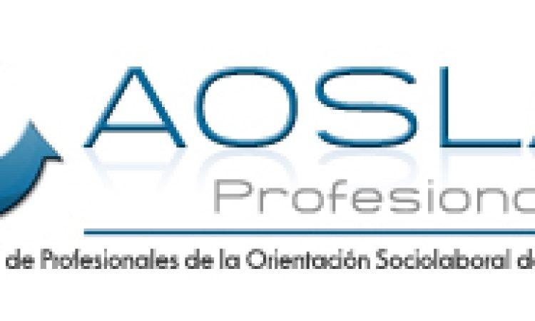 Nuevos cursos de AOSLA-Gizalan con descuento del 9% para colegiados/as: Curso de Desarrollo Local y Empleo, Curso Elaboración de Proyectos de Empleo y de Memorias Técnicas Justificativas, Curso Integral de Igualdad de Género, Curso Introducción al E-Guiding (La Orientación 2.0), Curso Online de Recursos del coaching aplicados a la orientación sociolaboral.