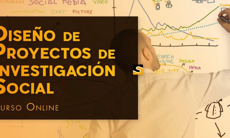 Curso Online: Diseño de Proyectos de Investigación Social de la Fundación is+D, con descuento del 20% para los/as colegiados/as de Copyscyl