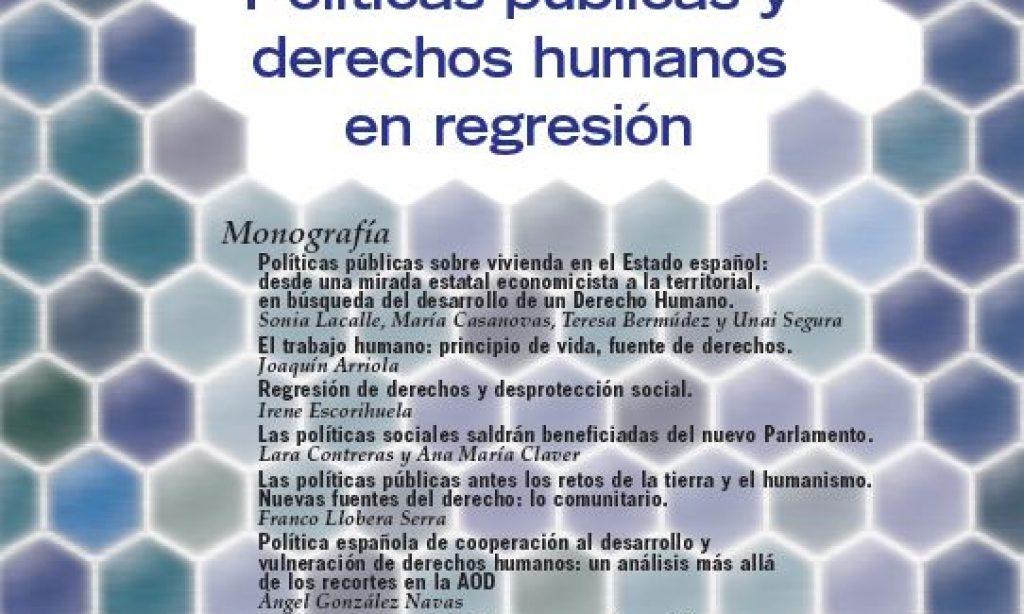 Artículo sobre autonomía local y servicios sociales, de nuestro colegiado Francisco Ramos Antón, publicado en DOCUMENTACION SOCIAL