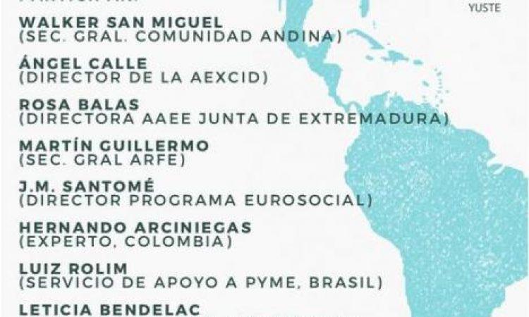 Foro abierto de Cooperación Internacional y Transfronteriza en Iberoamérica, 23 de octubre, Cáceres