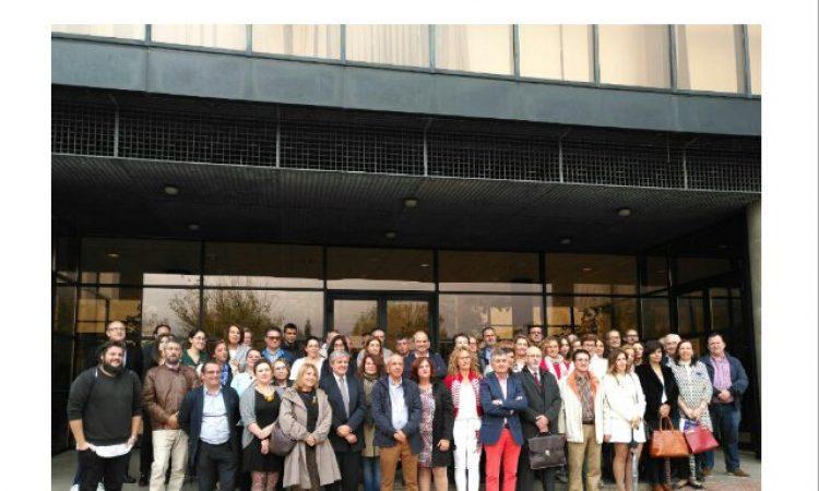 Participación del Colegio en la presentación del Observatorio Social, por nuestro vocal en Salamanca, Agustín Huete