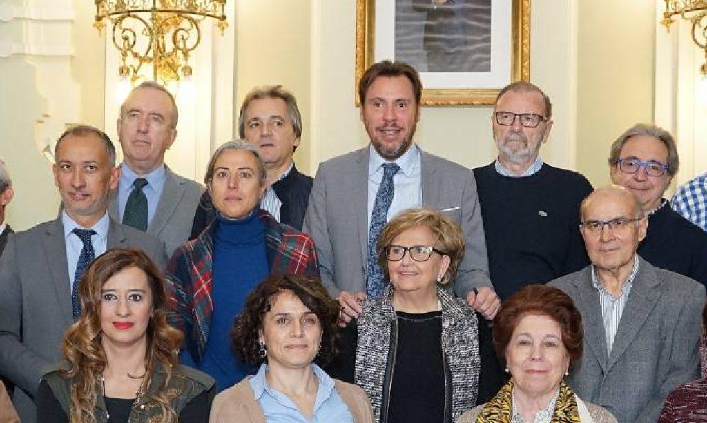 Gerardo García Álvarez, nuestro anterior Decano, es nombrado miembro del Consejo Social de la Ciudad de Valladolid
