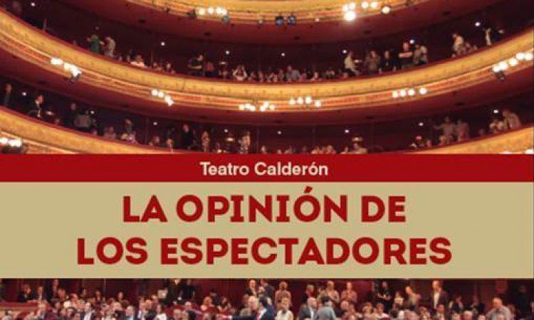 Publicación del libro «El Teatro Calderón. La opinión de los espectadores», por nuestro colegiado y anterior Decano Gerardo García Álvarez