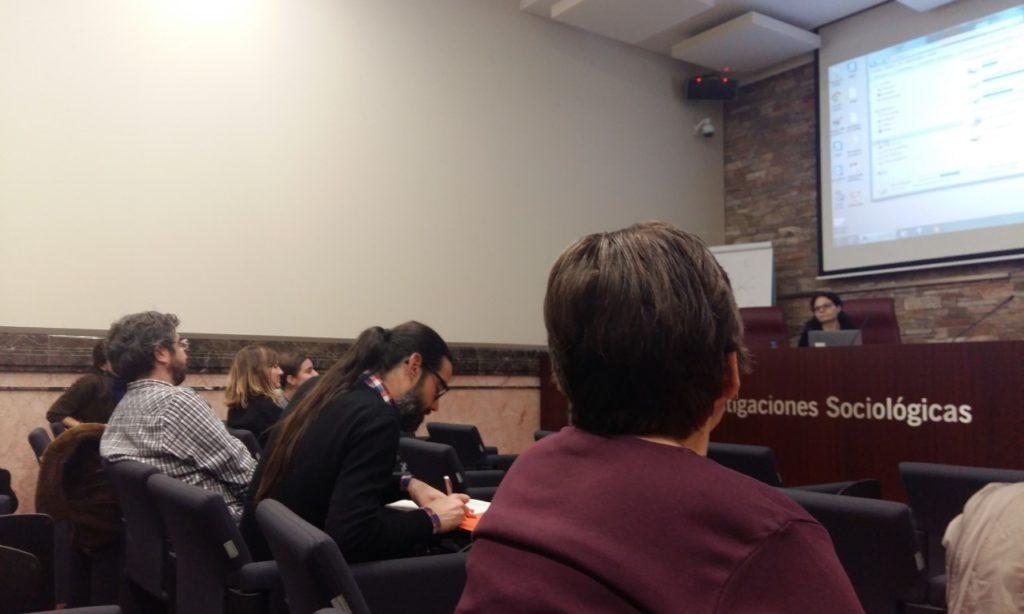 """El Colegio participa en las JORNADAS SOBRE PRÁCTICA SOCIOLÓGICA DE LA FES. """"Experiencias prácticas, habilidades profesionales y difusión en la Sociología"""" (Madrid, 14-15 de diciembre de 2017)"""