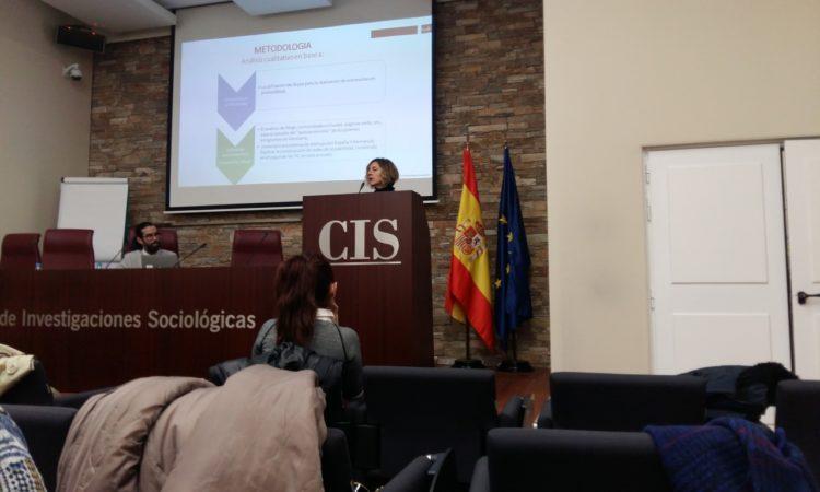 """El Colegio participa en las JORNADAS SOBRE PRÁCTICA SOCIOLÓGICA DE LA FES. «Experiencias prácticas, habilidades profesionales y difusión en la Sociología"""" (Madrid, 14-15 de diciembre de 2017)"""