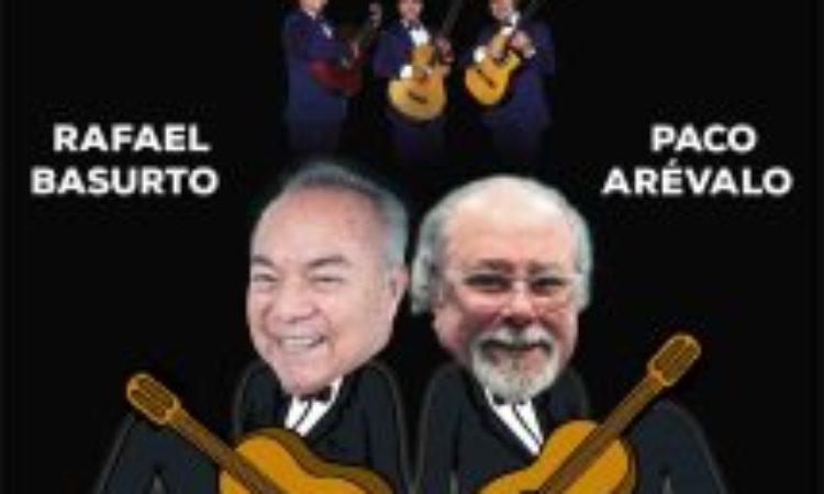 Próximo espectáculo con descuento para los/as colegiados/as de Copyscyl, protagonizada por Arévalo y Rafael Basurto: «2 Amigos tan Panchos» , el 18 marzo a las 19:00 h en Teatro Zorrilla de Valladolid
