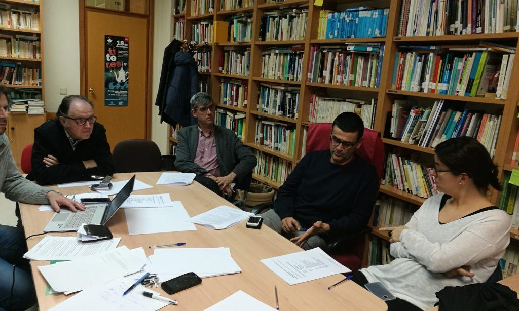 Acta de la Reunión de la Asamblea del segundo semestre de 2017