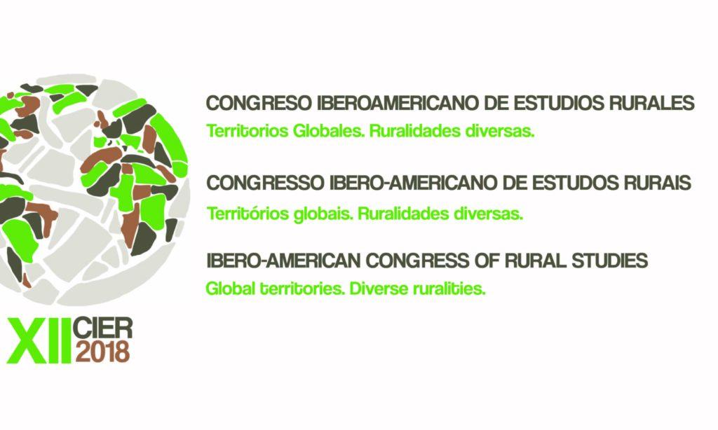 Congreso Iberoamericano de Estudios Rurales CIER 2018, Segovia del 4 al 6 de julio de 2018, con descuento especial para los/as colegiados/as de Copyscyl