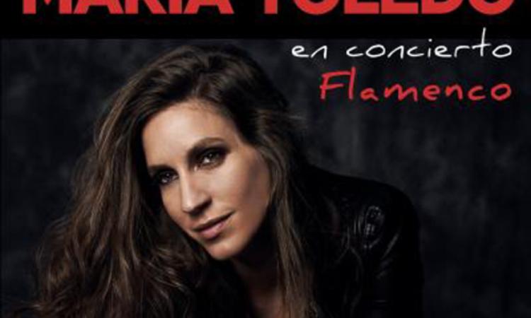 Descuento para los/as colegiados/as de Copyscyl en el concierto de María Toledo en el Teatro Zorrilla,  Valladolid el día 14 abril a las 21:00 h.