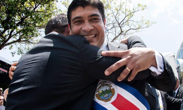 """Artículo: """"Los primeros pasos del gobierno de unidad en Costa Rica"""", por María José Cascante, publicado en la revista de Política Exterior el 21 de mayo de 2018"""
