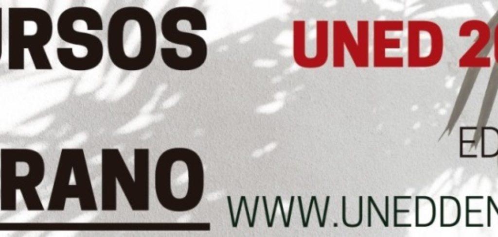 Cursos de verano del Centro Asociado a la UNED en Dénia con importante descuento para los/as colegiados/as