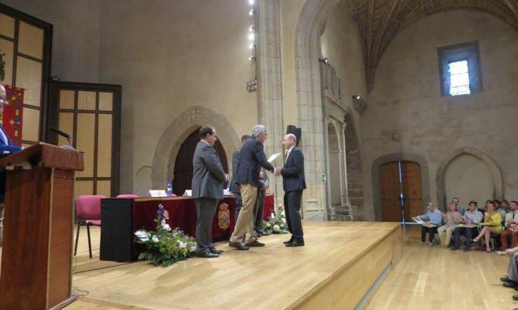 Nuestro colegiado David Herrero es nombrado miembro colaborador de la Institución Gran Duque de Alba