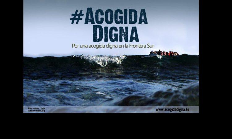 ACOGIDADIGNA: Por una acogida digna en la Frontera Sur
