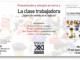"""La presentación del libro: """"La clase trabajadora. ¿Sujeto de cambio en el siglo XXI?"""", coordinado por nuestro colegiado José Manuel Rivas junto con Adrián Tarín"""
