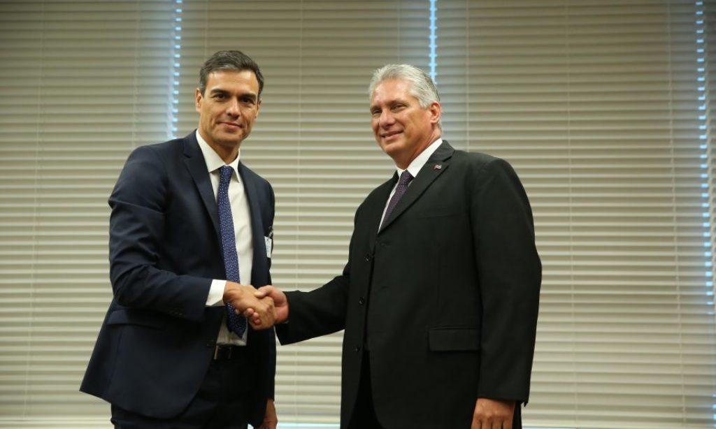 """Artículo: """"¿Por qué España necesita una política de Estado hacia Cuba?"""", donde  nuestro colegiado y profesor Manuel Alcántara da respuesta a esta pregunta planteada en Estudios de Política Exterior, el día 27 de septiembre de 2018"""
