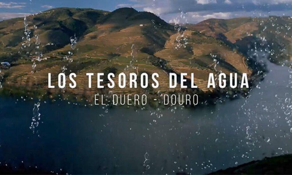 'Los Tesoros del Agua', un documental de 12 capítulos sobre el río Duero, en el que participa como protagonista y presentador Jesús Boyano Sierra, nuestro secretario del Colegio