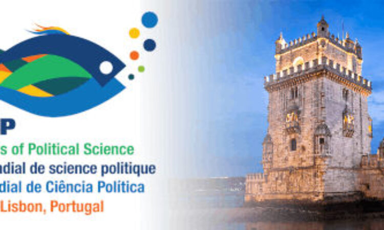 The Call for Panels for the next IPSA World Congress of Political Science, to be held in Lisbon (Portugal), 25-29 July 2020