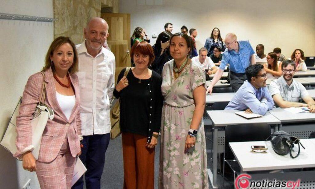 """Noticia: """"Éxito del Proyecto Élites Parlamentarias Latinoamericanas del Instituto de Iberoamérica"""", publicado en Noticias Castilla y León Salamanca, el 9 julio, 2019"""