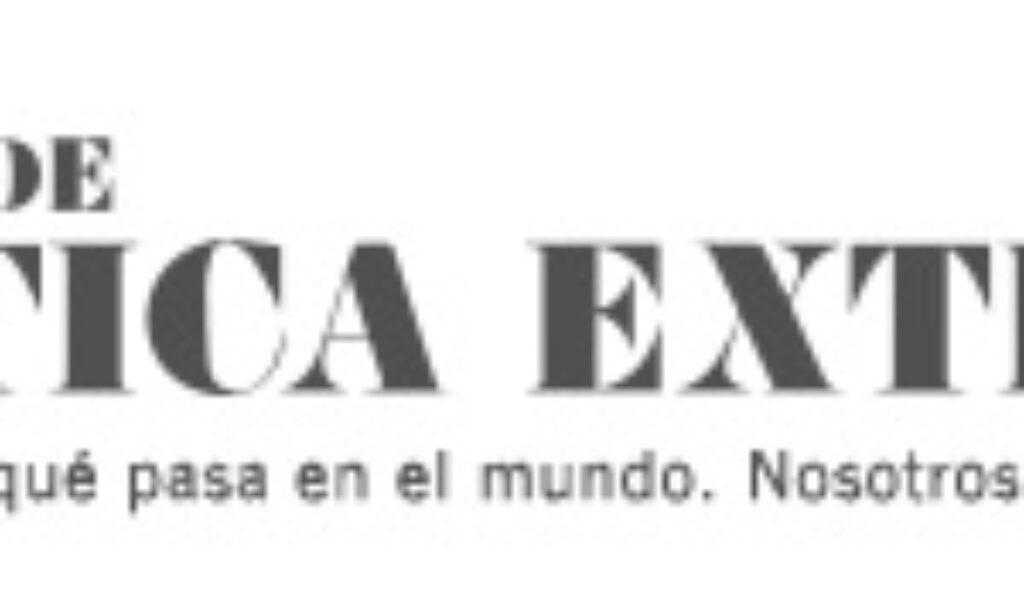 """Artículo: """"La diplomacia insolente de Bolsonaro"""", por Juan Vicente Bachiller, publicado en la Revista Política Exterior el día 11 de septiembre de 2019"""