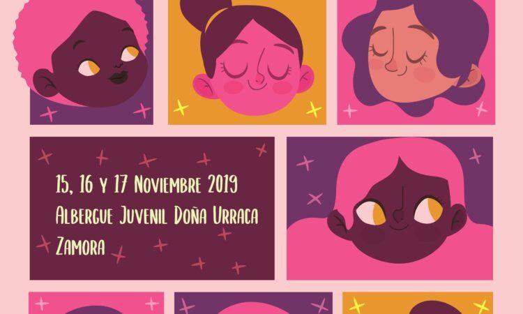 VII Jornadas Formativas sobre igualdad y prevención de la violencia de género desde el asociacionismo juvenil 4.0, que se realizará los próximos 15, 16 y 17 de noviembre 2019  en Zamora.