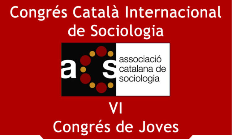 VIII Congreso Catalán Internacional de Sociología y VI Congreso de Jóvenes en Sociología 2020. «Sociedades en transformación: desigualdades, género y cambio climático», que se realizará del 16 al 18 de abril de 2020 en Girona