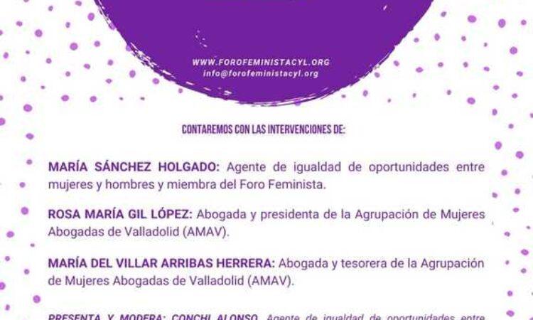 Jornadas: Hacia la conciliación de la vida familiar, personal y laboral; y la corresponsabilidad familiar -Valladolid. (Fecha: 18 de diciembre de 2019)