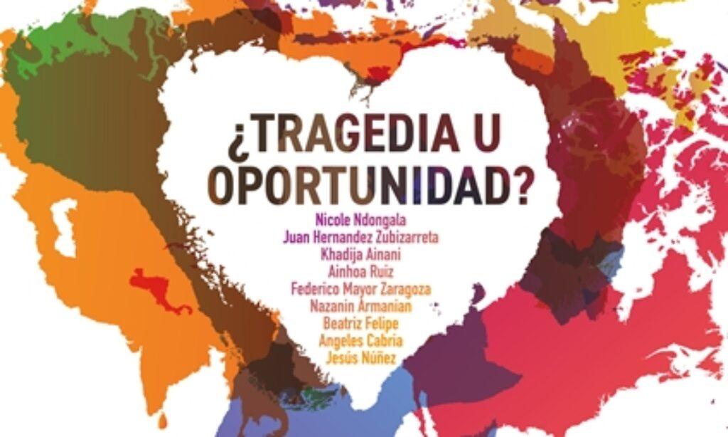 Congreso  Migraciones Humanas y Refugio ¿Tragedia u oportunidad? que tendrá lugar del 27 al 29 de febrero de 2020, en Valladolid