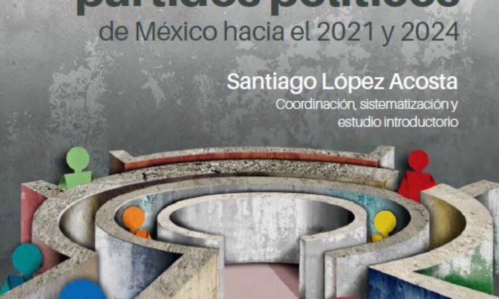 Artículo: «La democracia en el siglo XXI. Los partidos y la fatiga de la democracia, especial referencia al caso de América Latina», por nuestro colegiado Manuel Alcántara, publicado en el libro: 'El sistema de partidos políticos de México hacia el 2021 y 2024'