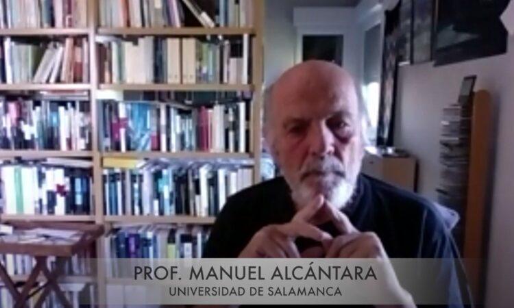 «Democracias en cuarentena», emitido el 25 de junio de 2020 en «Al pan pan, las cosas como son», con la participación de nuestro colegiado Manuel Alcántara.