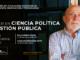 Sesión informativa virtual sobre el Máster en Ciencia Política y Gestión Pública (Fecha: 11 de agosto de 2020)