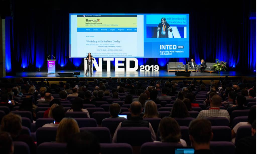 Conferencia: INTED2021 (15th annual Technology, Education and Development Conference) in Valencia, Spain (Fecha: 8, 9 y 10 de marzo de 2021)