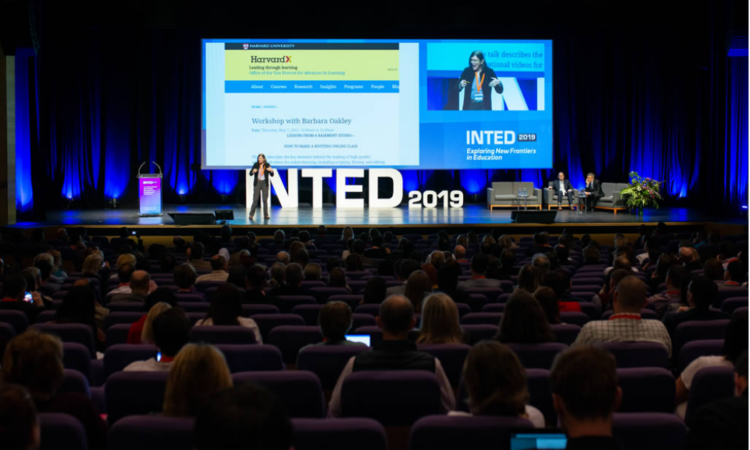 Conferencia: INTED2021 (15th annual Technology, Education and Development Conference) in Valencia, Spain (Fecha: 8, 9 y 10 de marzo de 2021)
