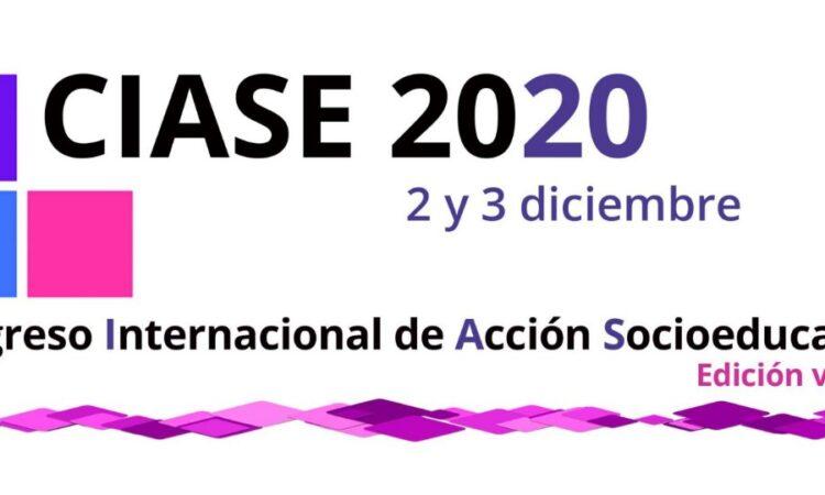 IV Congreso Internacional de Acción Socioeducativa: Género, Justicia Social e Inserción desde el Contexto Penitenciario. Edición Virtual, a celebrarse los días 2 y 3 de diciembre de 2020