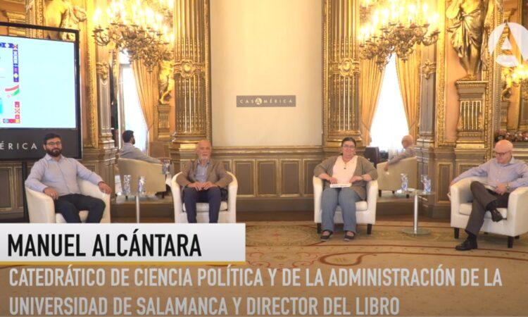 Presentación del libro «América Latina Vota» en Casa de América