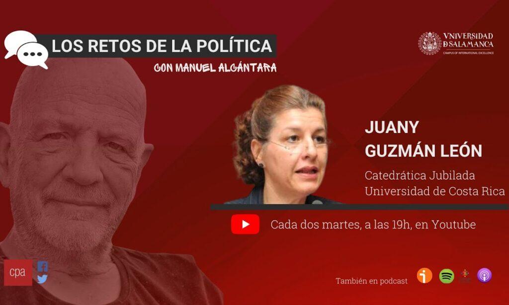 «Los retos de la política», con Manuel Alcántara. Programa 1×04 (Fecha: 16 de diciembre de 2020)