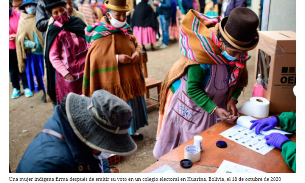 Artículo: «La democracia en América Latina bajo la Covid-19», por nuestro colegiado Manuel Alcántara, publicado en Política Exterior el día 10 de diciembre de 2020