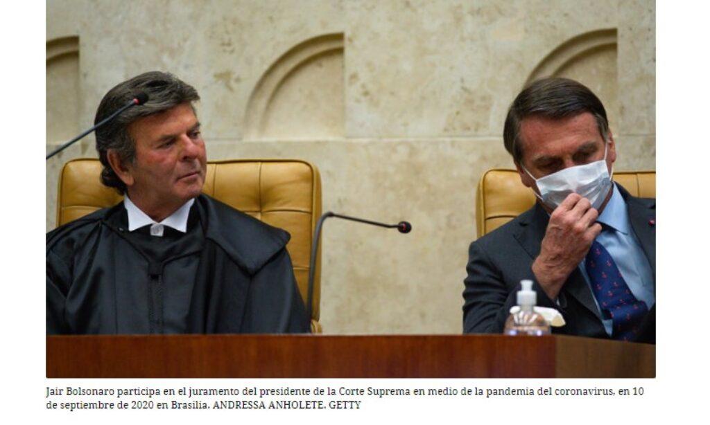 Artículo: «La política latinoamericana, entre jueces y elecciones», por nuestro colegiado Manuel Alcántara, publicado en Política Exterior el día 23 de marzo de 2021