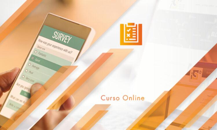 Curso Online «Elaboración y Análisis de Encuestas: Curso práctico», con descuento para los/as colegiados/as de Copyscyl (Fecha inicio: 14 de junio de 2021)