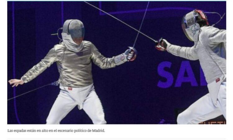 """Artículo: """"Picar en duro"""", por Pedro Villanueva, miembro de la Junta de Gobierno del Colegio, publicado en la columna de opinión «el Politoscopio», en La Nueva Crónica, el día 5 de abril de 2021"""