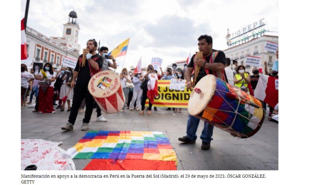 Artículo: «¿Sigue siendo España un actor de peso en América Latina?», Manuel Alcántara y diferentes expertos dan respuesta a esta pregunta planteada en Política Exterior el día 3 de junio de 2021