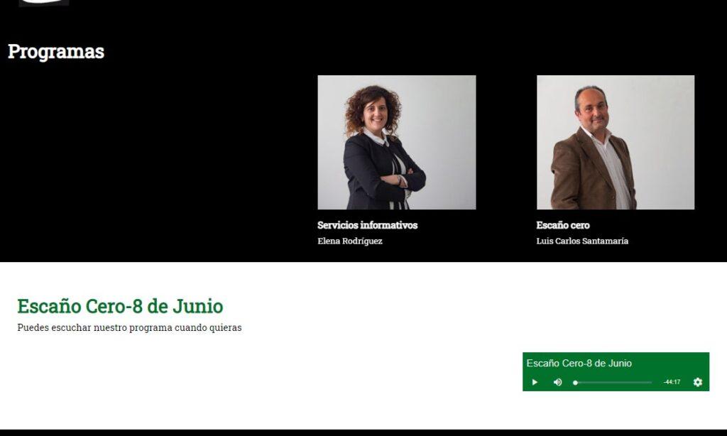 Tertulia de análisis de actualidad política y social de Ávila, «Escaño Cero», en Onda Cero Ávila, del día 8 de junio de 2021