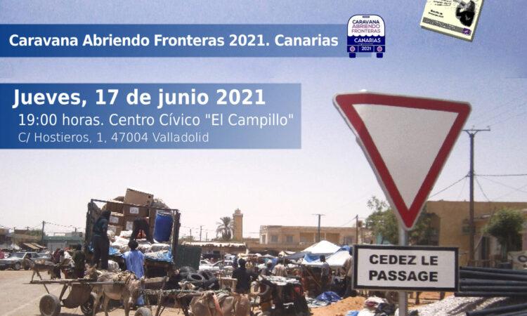 Charla taller organizado por el Colectivo Indignado de Valladolid «Derecho de extranjería y Arraigo» (Fecha: 17 de junio de 2021)