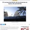Tiempo de sociología, con nuestro Decano Javier Gómez en el programa «Hoy por hoy Peñafiel», de Radio Peñafiel, el día 2 de julio de 2021