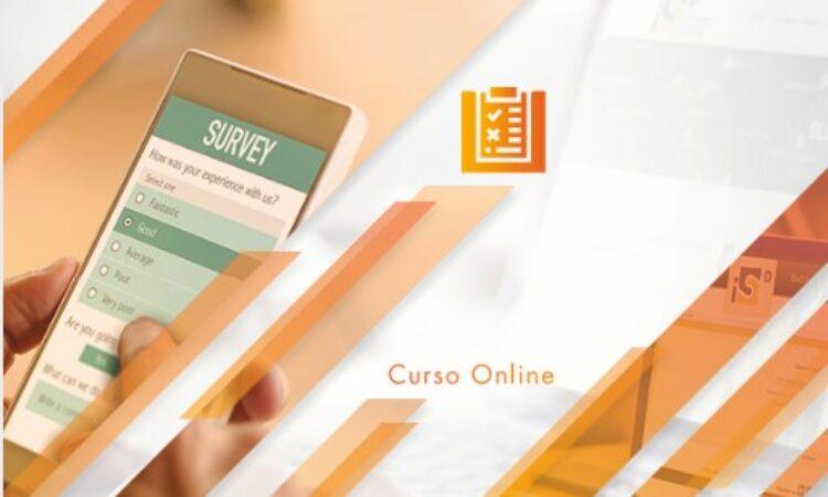 Curso Online · Elaboración y Análisis de Encuestas: Curso práctico de la Fundación iS+D, con descuento para los/as colegiados/as de Copyscyl  (Fecha: acceso inmediato una vez realizada la matrícula)